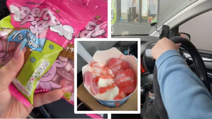 People Are Making Percy Pig McFlurries And We're Here For It