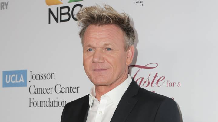 So It Turns Out Gordon Ramsay Is Absolutely Ripped