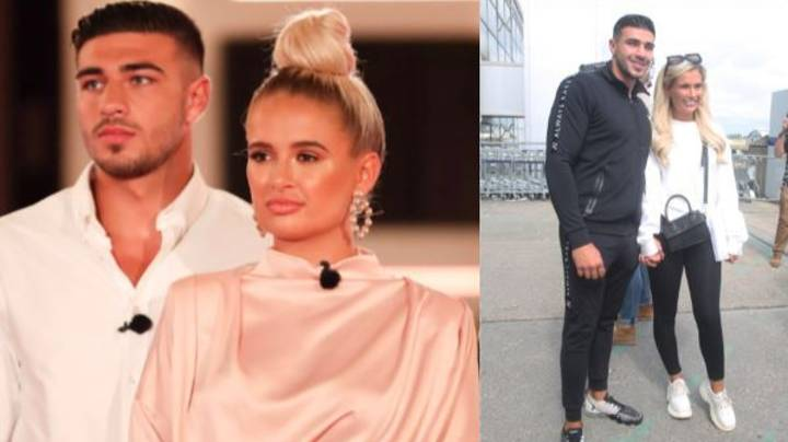 Tommy And Molly-Mae Address Rumours They've Already Split Following Fan Speculation