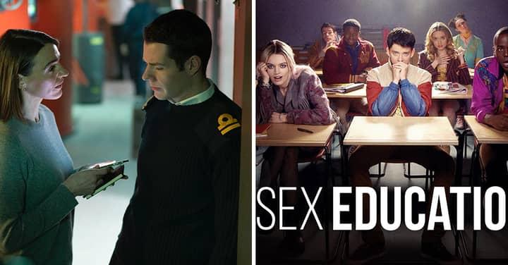 Sex Education Fans Spot Familiar Face In New Drama Vigil
