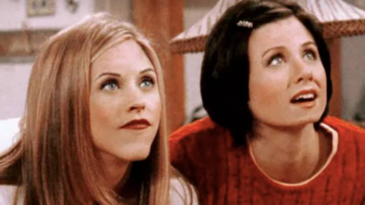 Friends Stars Courteney Cox And Jennifer Aniston Were Originally Intended For Each Other's Roles
