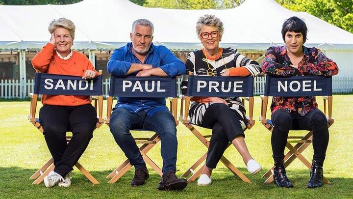 Sandi Toksvig Says She's Returning To GBBO With Noel Fielding And The Judges Next Year