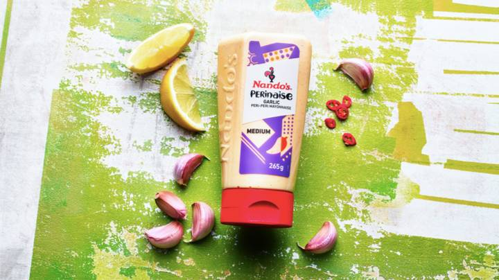 Nando's Has Just Launched Bottles Of Garlic Flavoured PERinaise