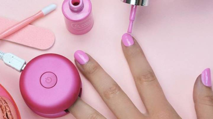 People Are Raving Over These Macaron-Shaped Gel Nail Kits