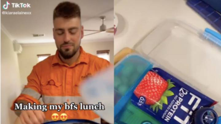 Woman Sparks Debate After Packing Lunch For Boyfriend 'Like He's Her 8-Year-Old Child'