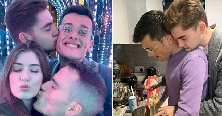 'Bake Off' Fans Convinced Henry Bird And Michael Chakraverty Are Dating After Cosy Picture