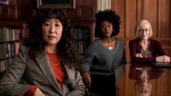 Killing Eve Fans Will Love Sandra Oh's New Netflix Series 'The Chair'