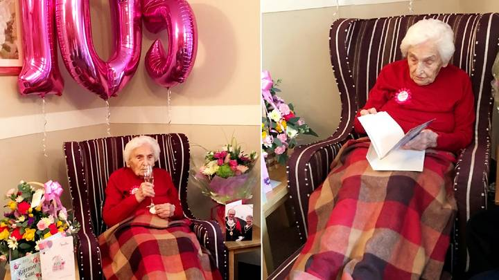 105-Year-Old Reveals The Secret To A Long Life Is Avoiding Men
