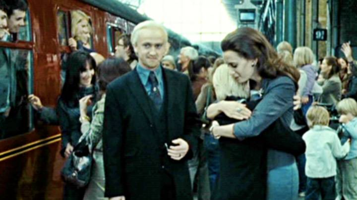 People Are Only Just Realising Tom Felton's Girlfriend Starred Opposite Him In Harry Potter