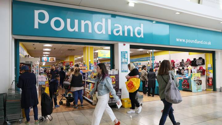Poundland Shoppers Complain After New Christmas Till Alert Leaves Them Humiliated
