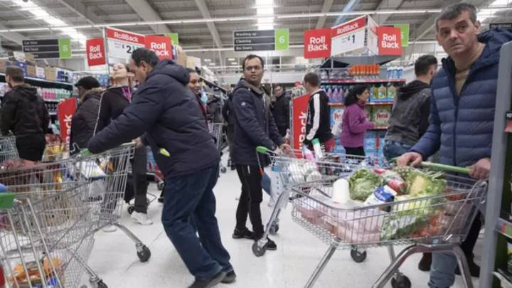 Morrisons, Aldi And Tesco Are First Supermarkets To Limit Products To Stop Unnecessary Panic Buying