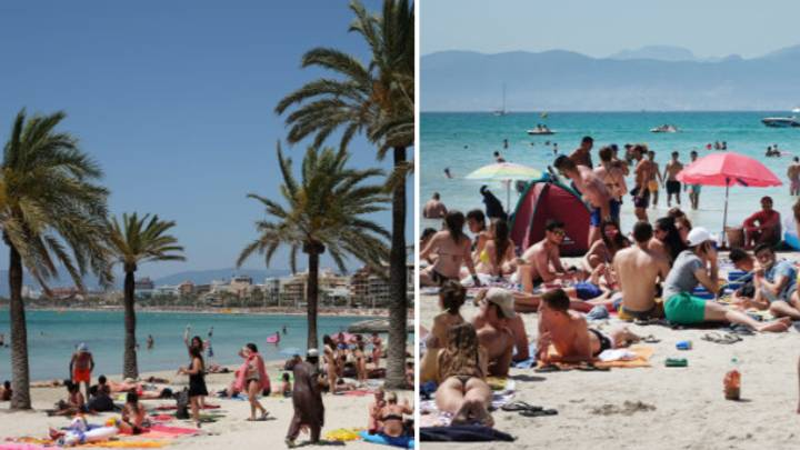 Tourists Beware, Spain And Portugal Could Hit 48C Next Week