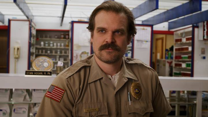 Stranger Things Fans Think They've Sussed How Hopper Survived Ahead Of Season 4
