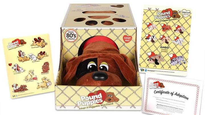 You Can Now Buy Classic Pound Puppies Again