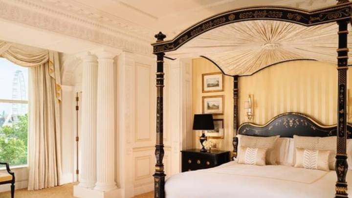 You Can Now Get £1000 To Sleep In Luxury Hotels