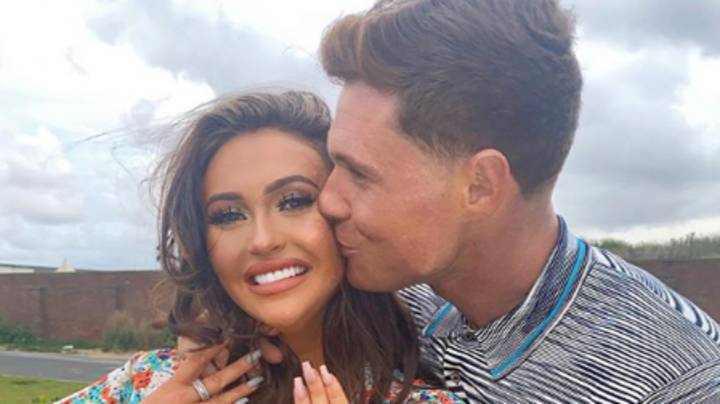 Pregnant Charlotte Dawson Announces She Is Engaged