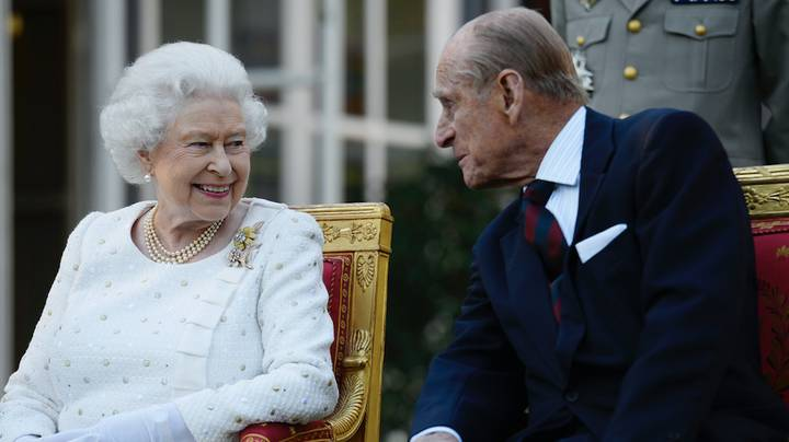 Royal Family Shares Rare Snap Of Prince Philip And The Queen For His 99th Birthday