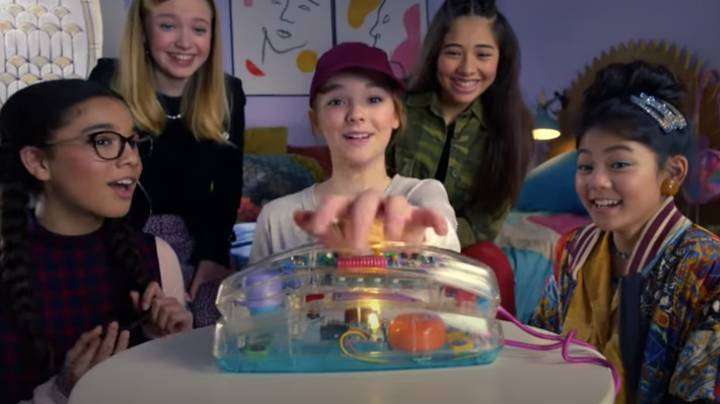 Netflix Drops First Trailer For 'The Baby-Sitters Club' Reboot