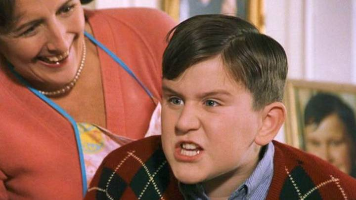 People Shocked To Realise Dudley Dursley Is In 'The Devil All The Time'