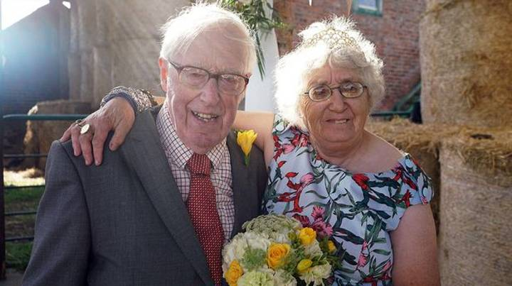 Couple Who've Lived Basic Farm Life Still Madly In Love After 40 Years