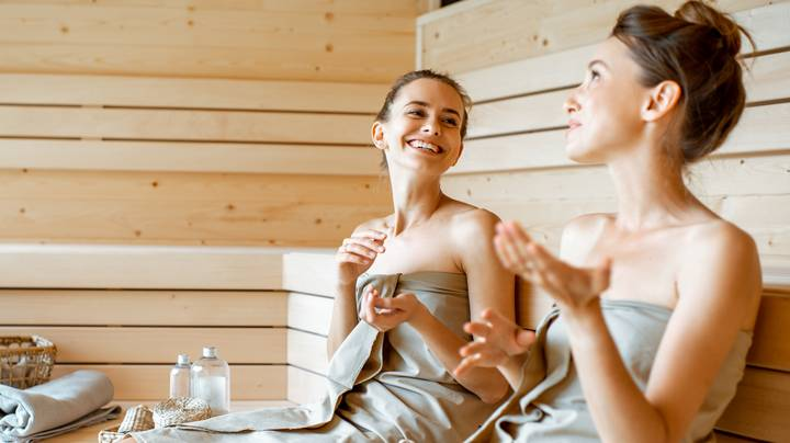 Hot Baths And Saunas Are Just As Good As Exercising, Study Says