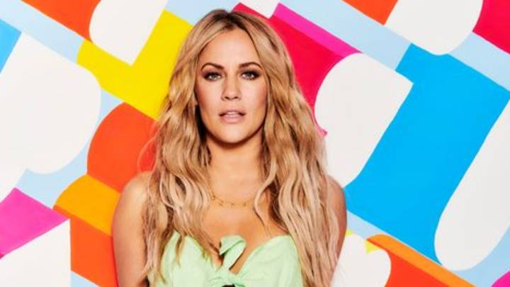 Filming For 'Winter Love Island' Begins As Caroline Flack Touches Down In Cape Town