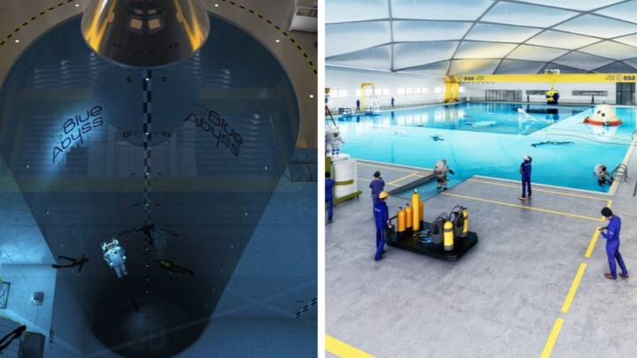 Cornwall Set To Get 'World's Deepest Pool'