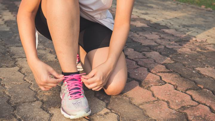 Women Urged Not To Share Their Running Routes Online