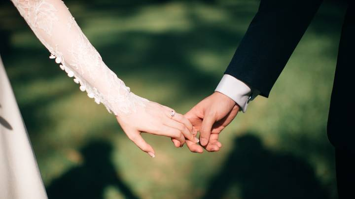 No Singing, Touching Or Trombones: The Government's New Covid-Safe Wedding Guidelines