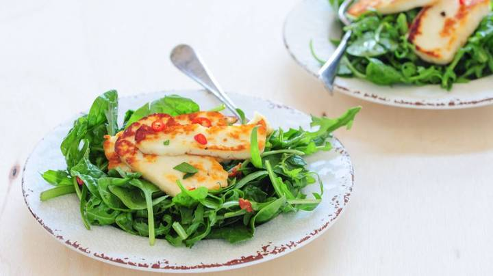 Don't Panic, But There's A 'Global Halloumi Shortage'