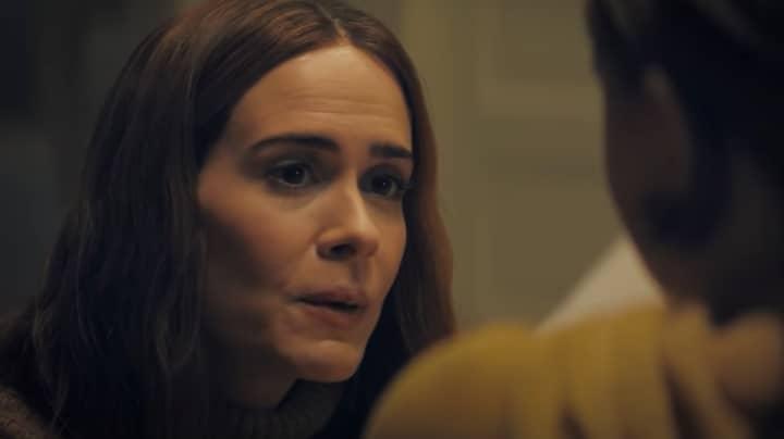 Trailer Drops For Sarah Paulson's New Horror Movie Run