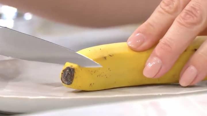 England V Italy: Psychic Banana On This Morning Predicts Euros Final Results