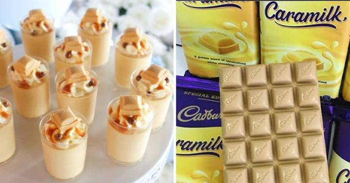 We're Obsessed With This Caramilk Mousse Recipe - And It Only Has Four Ingredients
