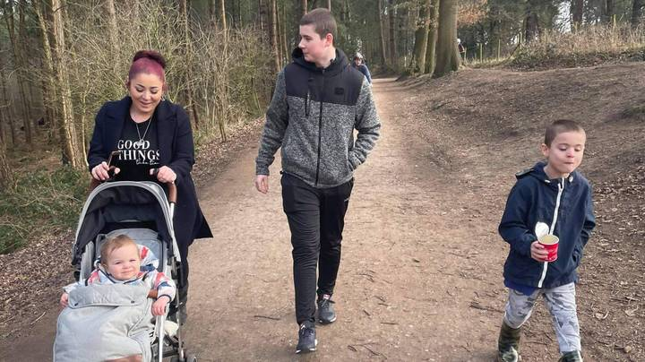 Woman Who Suffers From Rare Disorder Collapses When She Sees Attractive People