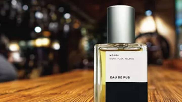 You Can Now Buy A Perfume Named 'Eau De Pub' That Smells Like Your Local