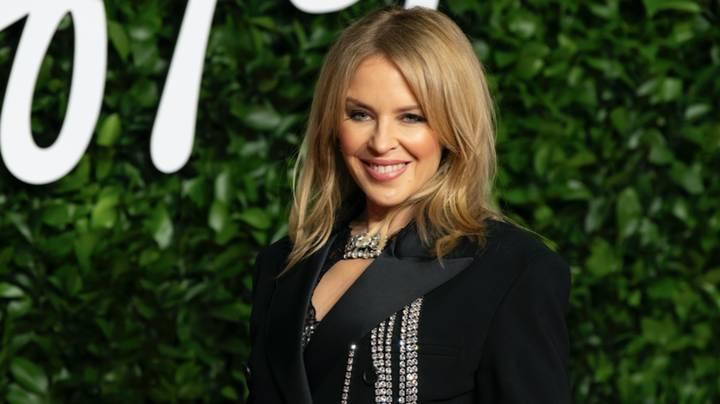 Kylie Minogue Is 'Engaged' To Paul Solomons