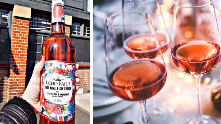 Echo Falls Just Released A Gin-Infused Rosé And It's A Pre-Drink Dream