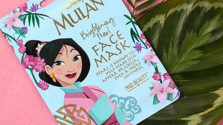 The ​New 'Mulan' Beauty Range Has Now Launched In Superdrug