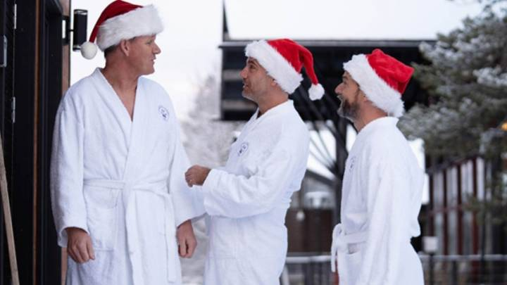Gordon, Gino And Fred Is Getting Christmas Special
