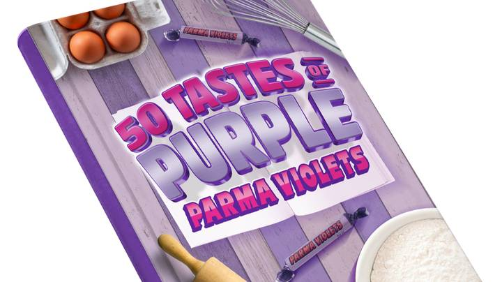 This Parma Violet Recipe Book Is The Stuff Of Dreams