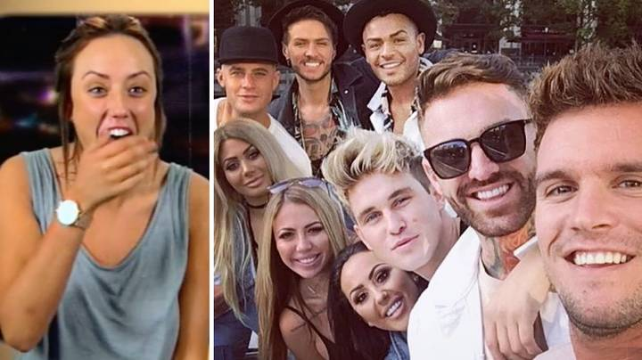 Geordie Shore Star Just Uploaded A Naked Picture Of The Cast