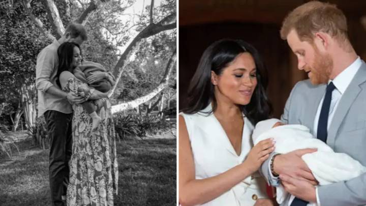 BREAKING Meghan Markle And Prince Harry Announce Birth Of Baby Girl