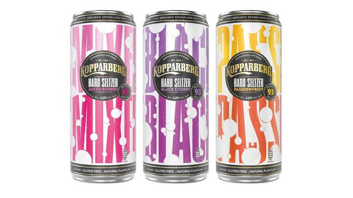 Kopparberg Has Just Launched A New Range Of Tinnies For Summer