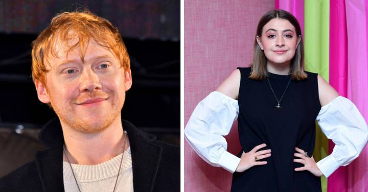 'Harry Potter' Star Rupert Grint And Girlfriend Georgia Groome Welcome Baby Girl