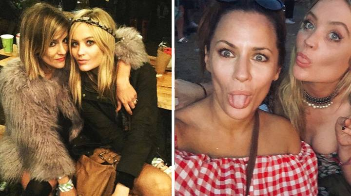 Laura Whitmore Pays Tribute To Late Friend Caroline Flack With Song Played At Her Funeral