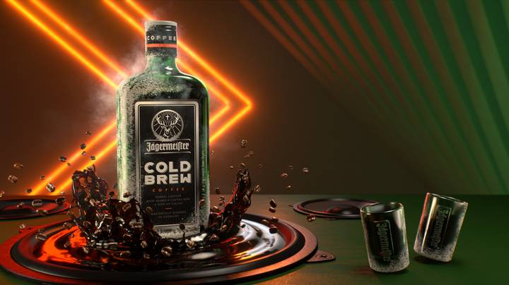 Jägermeister Just Launched A Cold Brew Coffee And Chocolate Flavour Drink