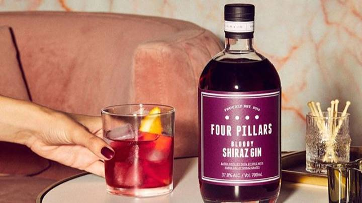 Shiraz Gin Exists And We Might Actually Give It A Chance