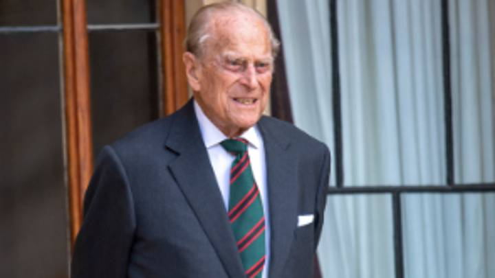 Prince Philip Dead: Royal Family Replace Website With Tribute To Duke Of Edinburgh