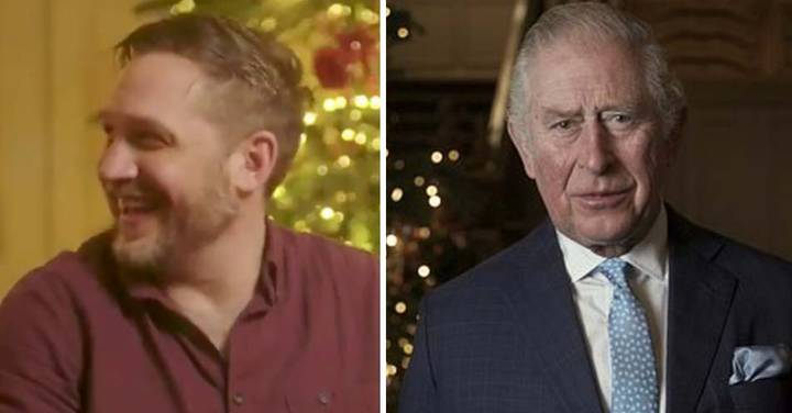 Tom Hardy Joins Prince Charles to Read 'Twas the Night Before Christmas