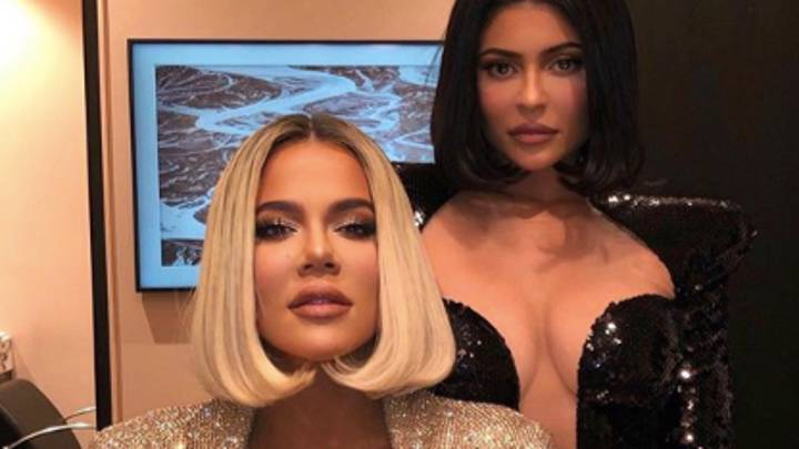 Fans Think Khloe Kardashian Looks Just Like Kylie Jenner In New Pic